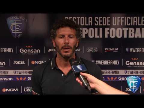 Le parole del nuovo allenatore della Primavera Alessandro Dal Canto