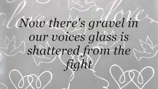 Colton Dixon - Love the way you Lie lyrics