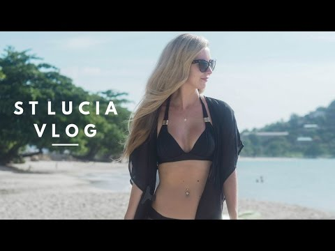 ST LUCIA | TRAVEL VLOG | She Goes Wear