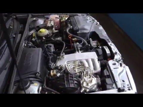 Audi Coupe 2.3 E im Sammlerzustand --- ein Zustandsbericht Teil 3