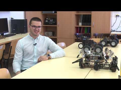 Înscrie-te La TUIASI! Ioan Vrânceanu - Inginerie Electrică, Energetică și Informatică Aplicată