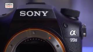 Sony A99 mark II hands on preview - Kamera Express