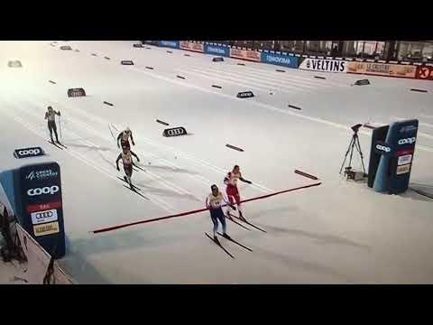 Jovian sprints à Ruka (28.11.2018)