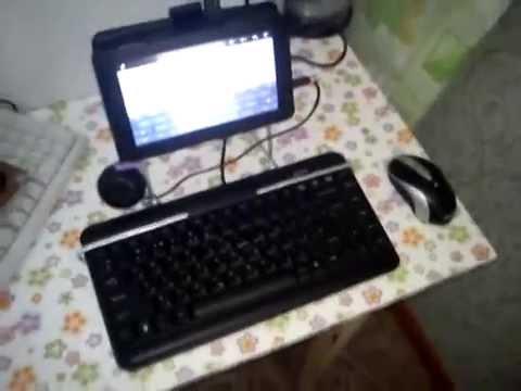 превращение планшета в настольный компьютер
