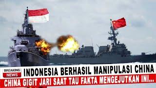 Download BERITA TERKINI ~ INDONESIA BERHASIL MANIPULASI CHINA, CHINA GIGIT JARI SAAT TAU FAKTA INI...