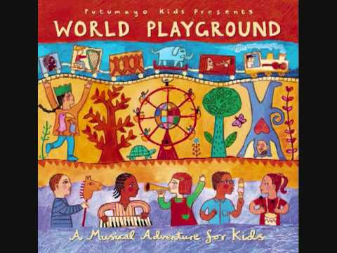 Children's multicultural music