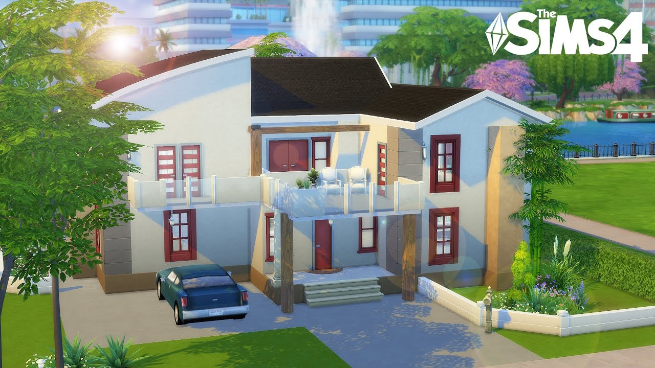 la reverie construction sims 4 youtube. Black Bedroom Furniture Sets. Home Design Ideas
