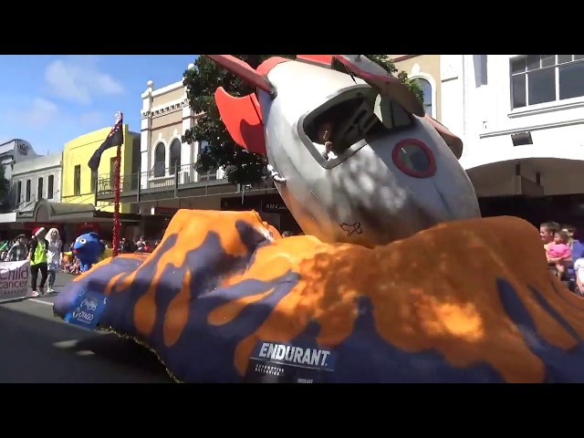 Dunedin Christmas Parade 2018 Is this the best in NZ