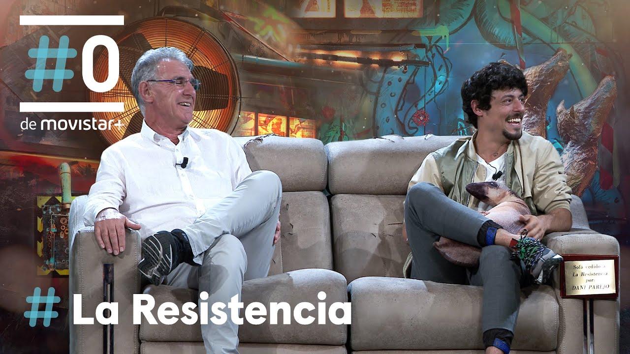 LA RESISTENCIA - Entrevista a Jesús Carmona y Jon Marcaide | Parte 2 |  #LaResistencia 23.06.2021