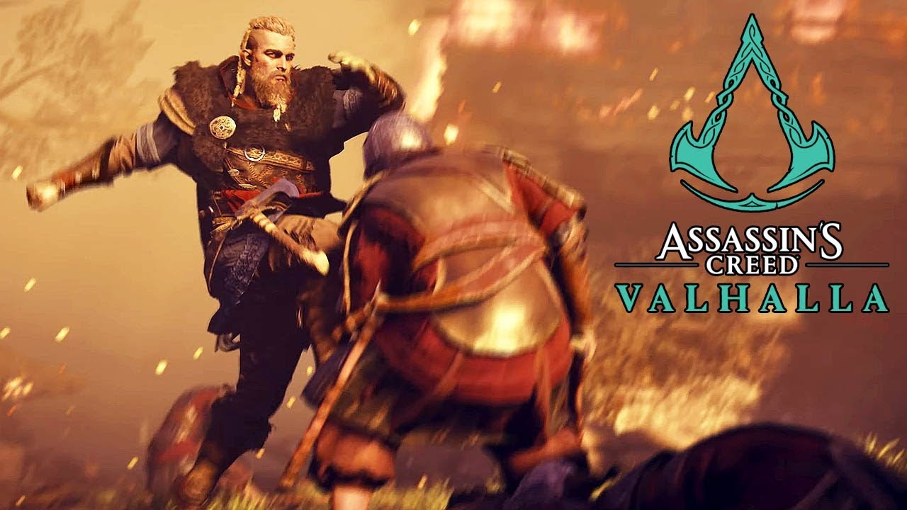 Assassin S Creed Valhalla In Game Trailer ᵁᴴᴰ Youtube