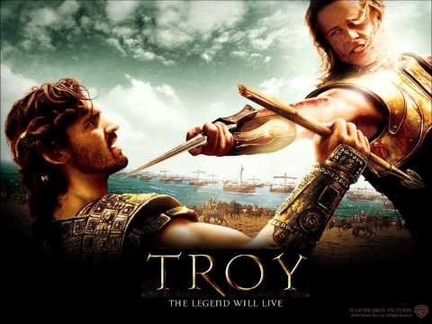 10 - The Wooden Horse And The Saking Of Troy - James Horner - Troy