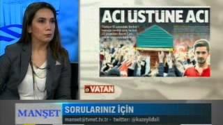 Tvnet-Manset-Ali Değermenci-Konuk: Fuat atik - Sinem Köseoğlu-14.03.2014