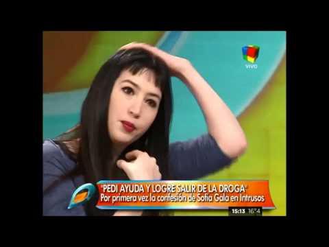 La dura confesión de Sofía Gala