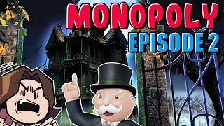 Can we KEEP A PACT to MAKE A TRADE?? - Monopoly: PART 2 **HAUNTED VERSION**