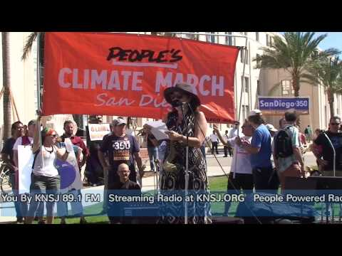 People's Climate March San diego
