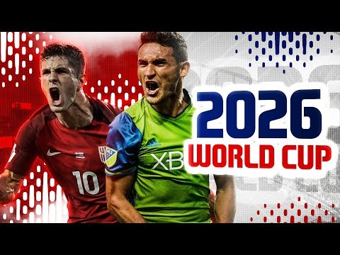2026 World Cup Simulation - United States 🇺🇸