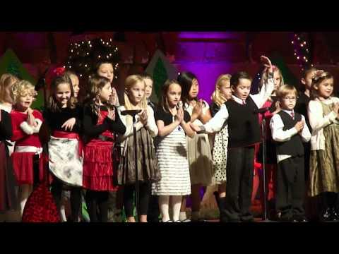 African Noel Christmas Program at Sacred Heart School 12/15/11