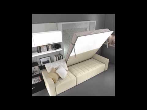 Диван шкаф кровать трансформер фото
