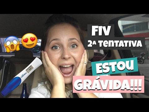 ESTAMOS GRÁVIDOS!!!!!! Fertilização in vitro (FIV) - 2ª tentativa!!!