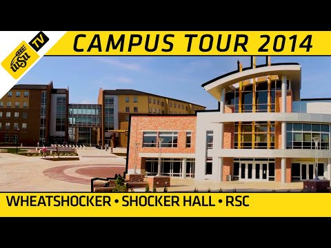 Take a look at the WSU campus!
