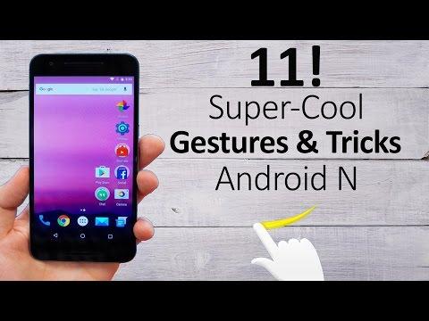 11 Hidden Android Gestures & Tricks