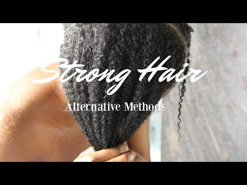 NATURAL PROTEIN TREATMENT FOR LOW POROSITY HAIR - MAKE THIN FINE HAIR STRONG