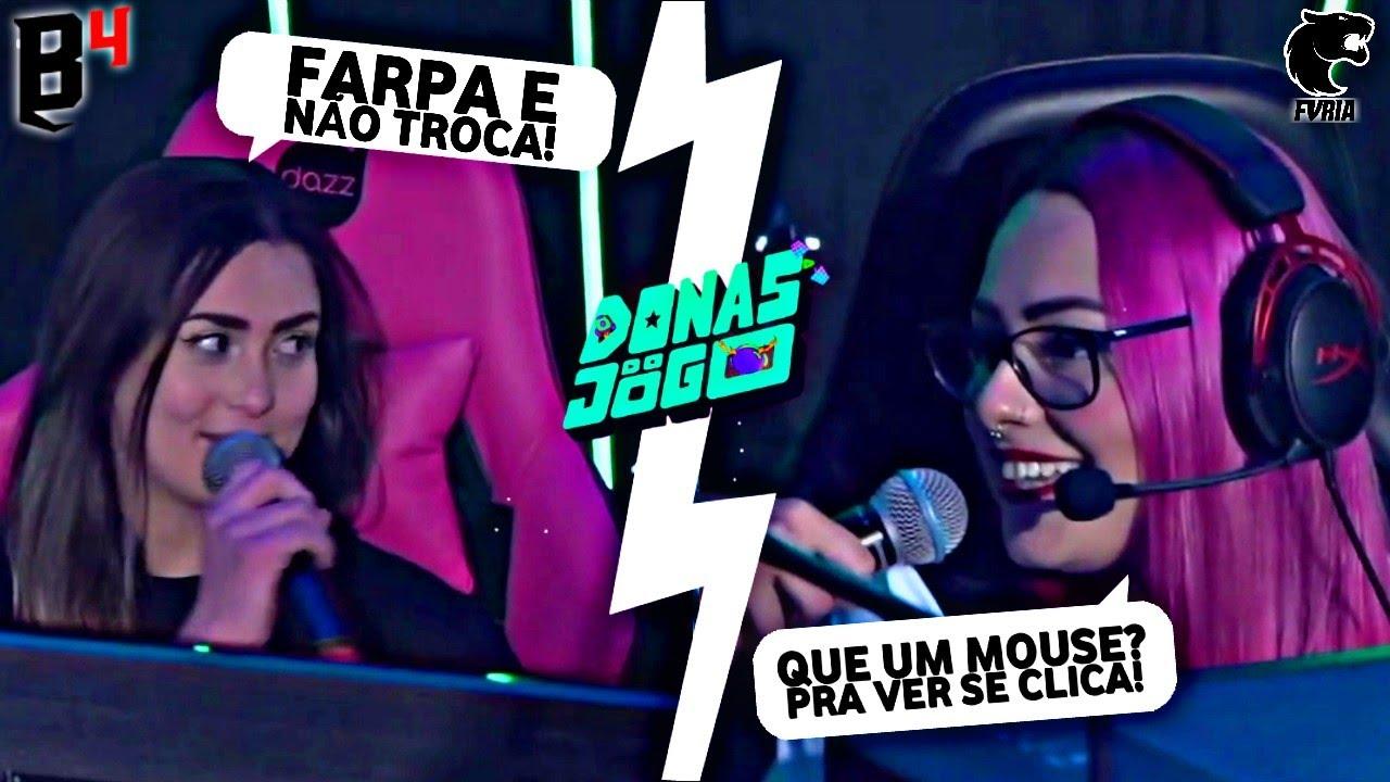 B4 vs BLACK! FINAL PRESENCIAL DO CAMPEONATO DONAS DO JOGO!!