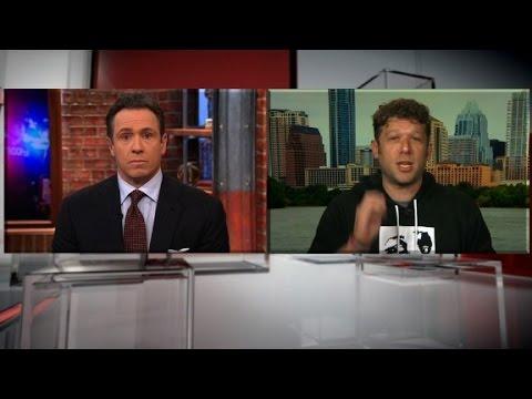 Filmmaker, CNN panel spar over Michael Brown video