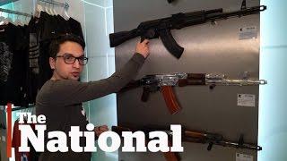Merchandising The AK-47