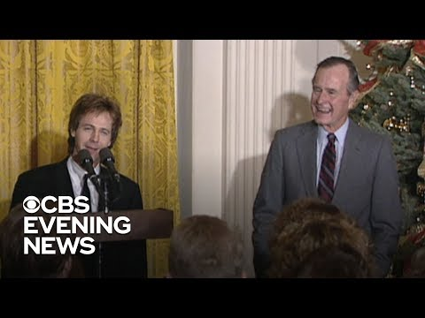 Inside George H.W. Bushs unlikely friendship with Dana Carvey
