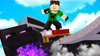EM BUSCA DO DRAGÃO NO BEDWARS !! - Minecraft