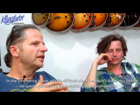 "Mother's Cake & Georg Gabler ""Creation's Finest"" Interview german w/ english subtitles"