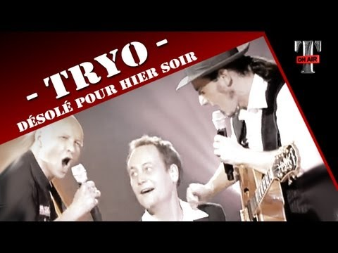 """Tryo """"Désolé pour hier soir"""" TARATATA Dec"""