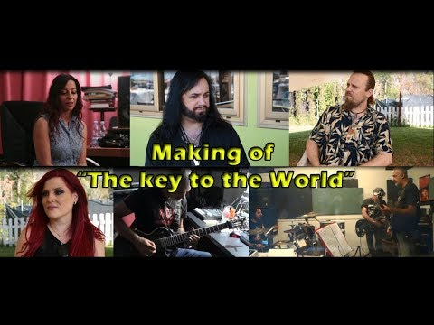 "SECRET RULE -  Making of ""The key to the World"""