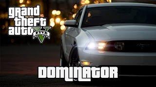GTA 5 Pojazdy - Dominator