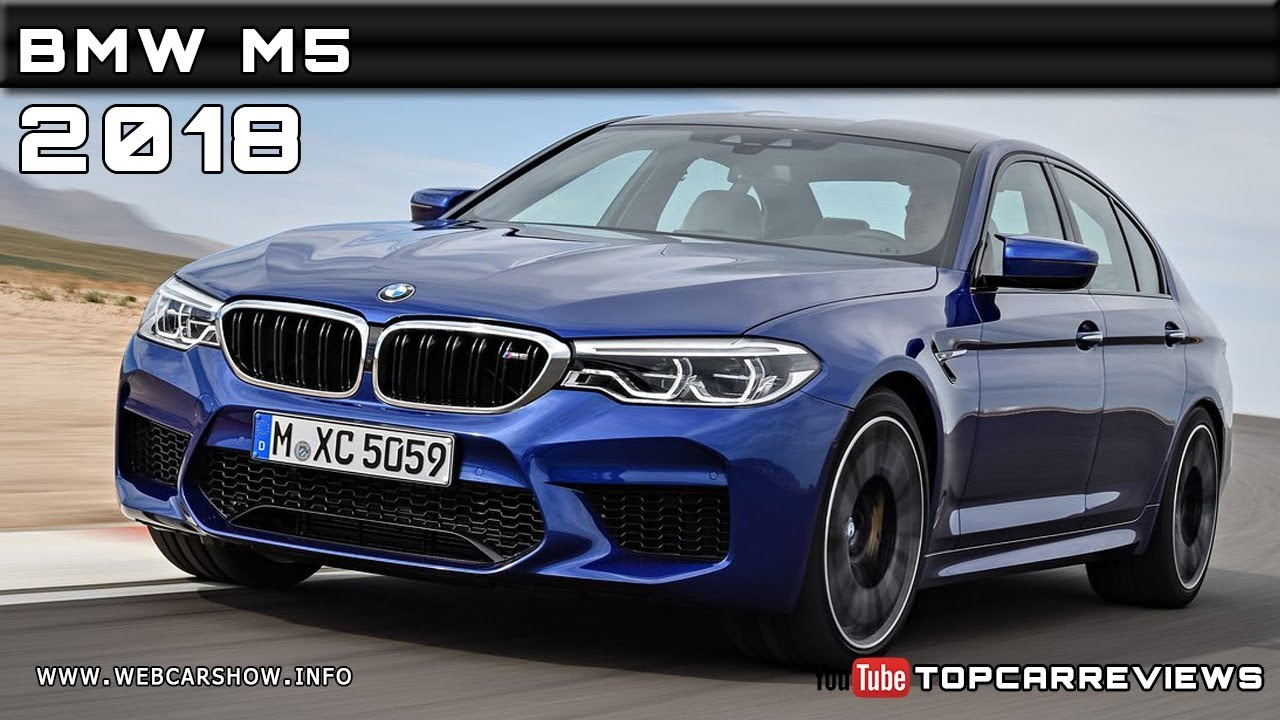 2018 bmw m5 review rendered price specs release date youtube. Black Bedroom Furniture Sets. Home Design Ideas