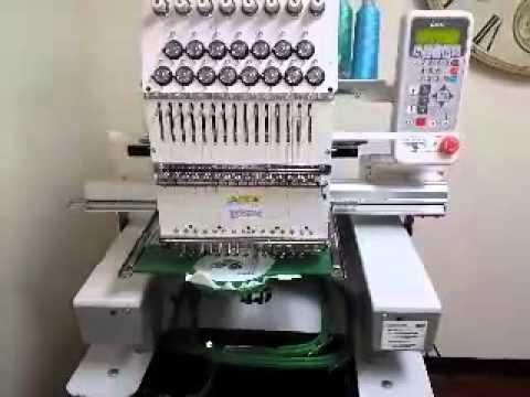 toyota 9000 embroidery machine