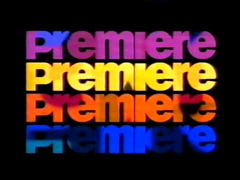 Premiere Station ID plus Premiere Special October 1994