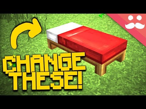 25 Tweaks I Would Make to Minecraft!