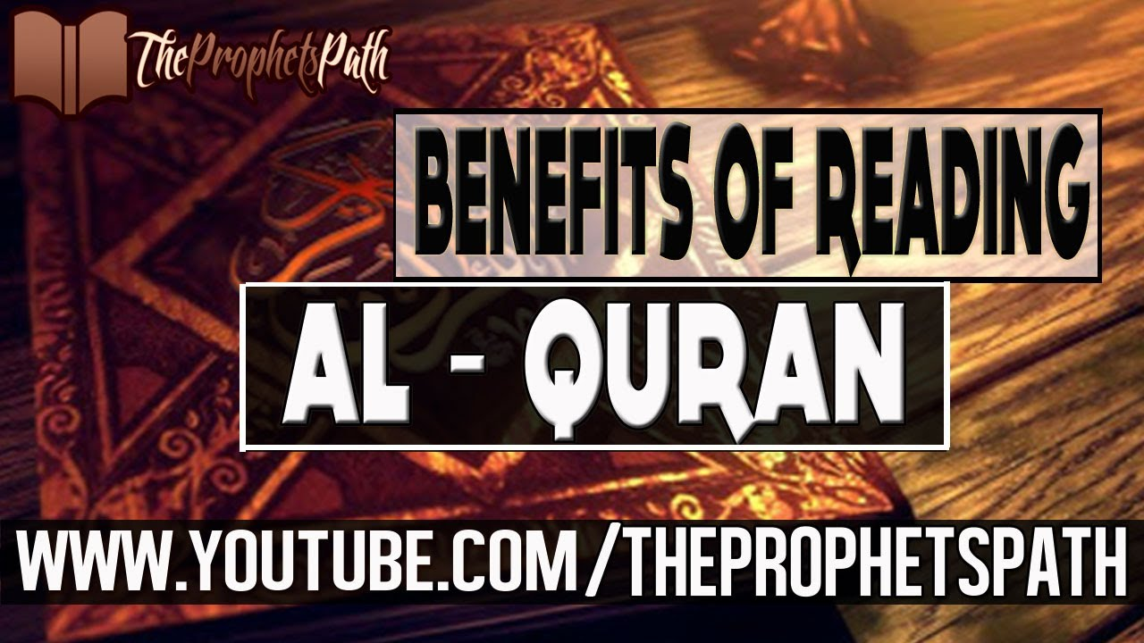 Benefits Of Reading Al - Quran ┇ Must Watch ┇ Shaykh Kashif Ahmed ┇ TheProphetsPath Production