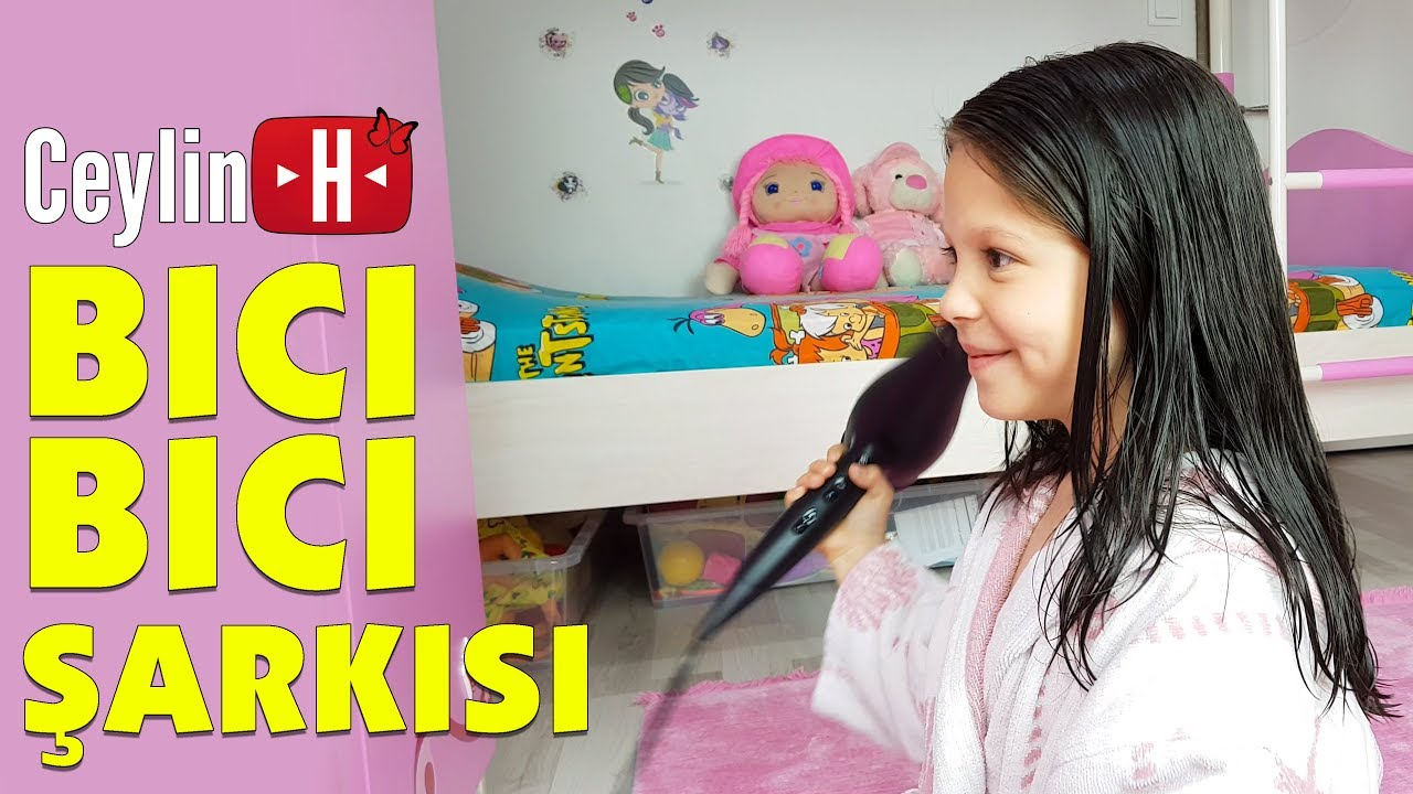 Ceylin-H | Bıcı Bıcı Çocuk Şarkısı - Bath Song for Kids - Nursery Rhymes & Simple Kids Songs Sin