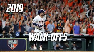 MLB | Walk-Offs of 2019