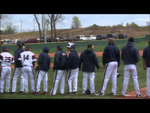 Rogers State Baseball vs. Texas A&M International April 3, 2015