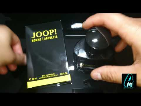 Joop Homme Absolute Mens Fragrance (Review)