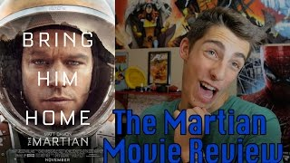 The Martian Movie Review (Spoiler FREE)