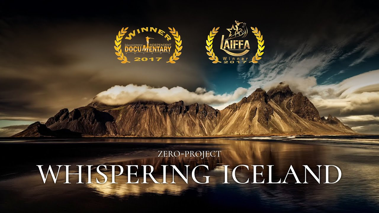 zero-project - Whispering Iceland (official soundtrack)