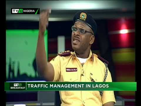 TVC Breakfast 23rd Feb. 2018 | Traffic Management in Lagos