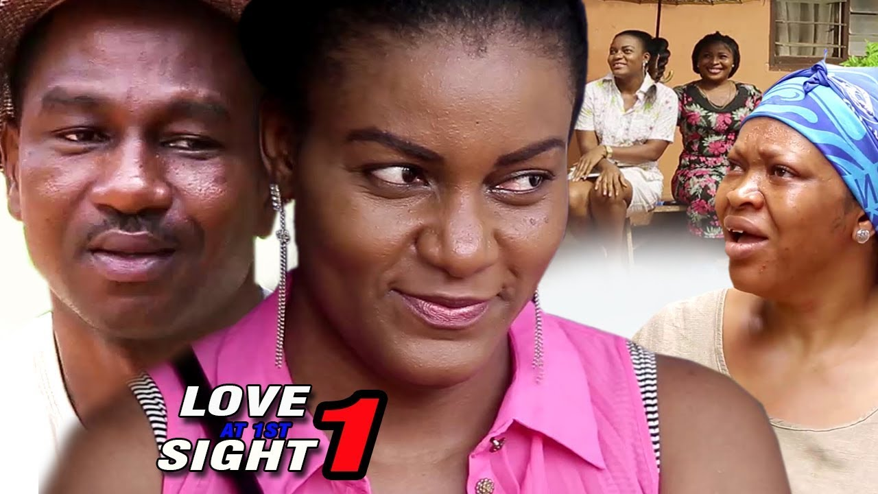 Download Love at first sight 1 Full HD - Queen Nwokoye 2018 Latest Nigerian Nollywood Romance Movie
