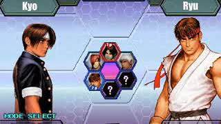 King Of Fighters Wing 2 Player Fighting Game