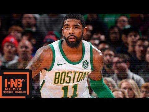 Boston Celtics vs New York Knicks Full Game Highlights | 11.21.2018, NBA Season